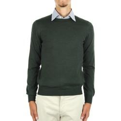 Abbigliamento Uomo Maglioni La Fileria 14290 55167 Verde