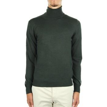 Abbigliamento Uomo Maglioni La Fileria 14290 55157 Verde