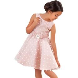 Abbigliamento Bambina Abiti corti Abel & Lula By Mayoral ATRMPN-28875 Rosa