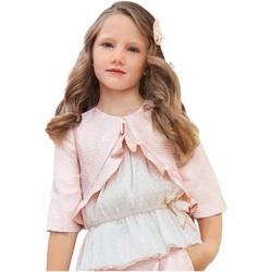 Abbigliamento Bambina Gilet / Cardigan Abel & Lula By Mayoral ATRMPN-28878 Rosa