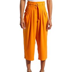 Abbigliamento Donna Pinocchietto Kaporal ATHEAE20W71 Arancio