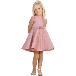 Abbigliamento Bambina Abiti corti Abel & Lula By Mayoral ATRMPN-28883 Rosa