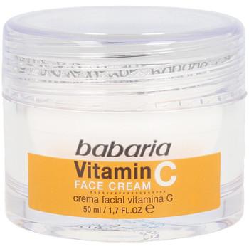 Bellezza Trattamento mirato Babaria Vitamin C Crema Facial Antioxidante