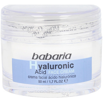 Bellezza Idratanti e nutrienti Babaria Hyaluronic Acid Crema Facial Ultrahidratante