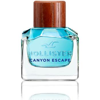 Bellezza Uomo Eau de toilette Hollister Canyon Escape For Him Edt Vaporizador