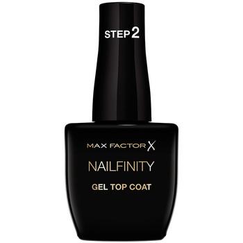 Bellezza Donna Smalti Max Factor Nailfinity Top Coat 100-the Finale