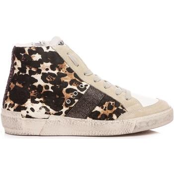 Scarpe Donna Sneakers alte Meline Méliné Sneakers Donna NKC1425 bianco