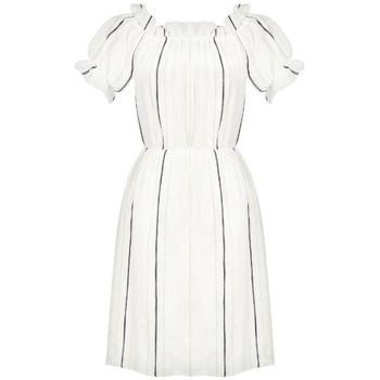 Abbigliamento Donna Abiti corti Rinascimento CFC0100106003 Bianca
