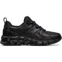Scarpe Unisex bambino Sneakers basse Asics Baskets enfant  Gel-Quantum 180 Gs noir/noir