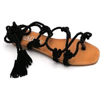 Scarpe Donna Sandali Giada 7430 Nero