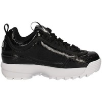Scarpe Bambina Sneakers basse Fila 1011081-25Y NERO