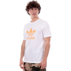Abbigliamento Uomo T-shirt maniche corte adidas Originals ATRMPN-28948 Bianco