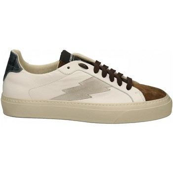 Scarpe Uomo Sneakers basse Stokton BLAZE COPENHAGEN bianco-marrone