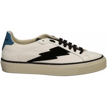 Scarpe Uomo Sneakers basse Stokton BLAZE HELSINKI bianco-nero