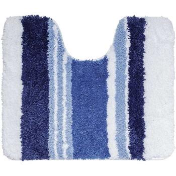 Casa Tappeti Sealskin Tappetino da bagno Blu