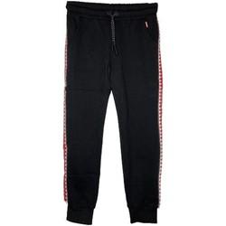 Abbigliamento Bambino Pantaloni da tuta Sprayground - Pantalone nero SPY190 NERO