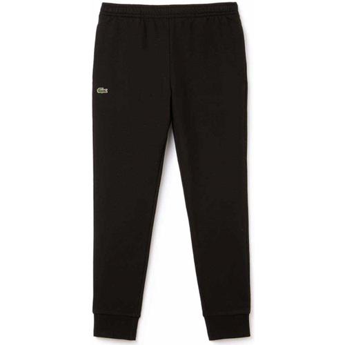 Abbigliamento Uomo Pantaloni da tuta Lacoste - Pantalone nero XH9507-031 NERO