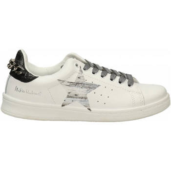 Scarpe Donna Sneakers basse Nira Rubens DAIQUIRI STELLA CHAIN white-silver