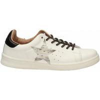 Scarpe Donna Sneakers basse Nira Rubens DAIQUIRI STELLA BROWN COW white-brown