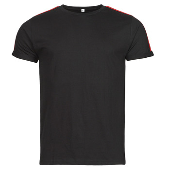 Abbigliamento Uomo T-shirt maniche corte Yurban  Nero