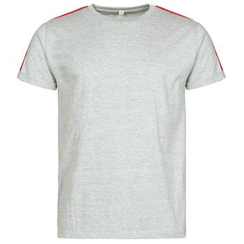 Abbigliamento Uomo T-shirt maniche corte Yurban  Grigio