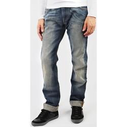Abbigliamento Uomo Jeans dritti Lee Zed L71742RT blue