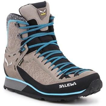 Scarpe Donna Trekking Salewa WS Mtn Trainer 2 Winter Gtx Beige