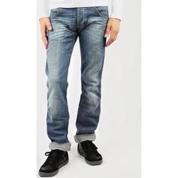 Abbigliamento Uomo Jeans slim Wrangler Sencer W184EY20S blue