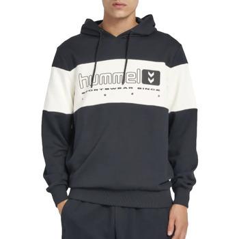 Abbigliamento Uomo Felpe Hummel Musa hoodie Nero