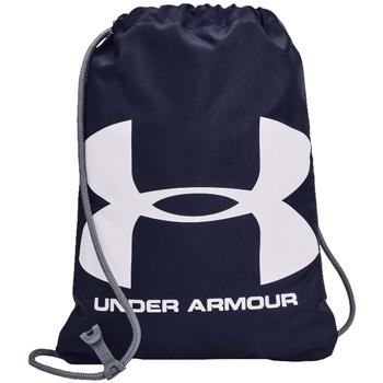 Borse Borse da sport Under Armour OZSEE Sackpack Bleu marine