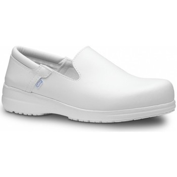 Scarpe Uomo Slip on Feliz Caminar Zapato Laboral SENSAI - Bianco