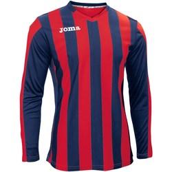 Abbigliamento Uomo T-shirts a maniche lunghe Joma 100002 Rosso