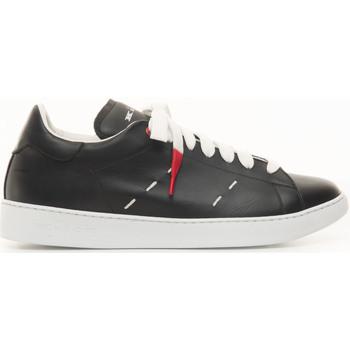 Scarpe Uomo Sneakers basse Kiton USSN001-X0218A02 Nero