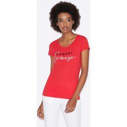 Abbigliamento Donna T-shirt maniche corte EAX ATRMPN-29021 Rosso