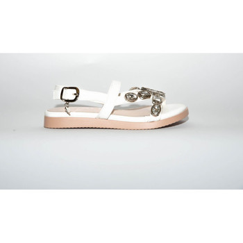 Scarpe Donna Sandali Braccialini C85CALF /WHI WHITE