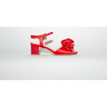 Scarpe Donna Sandali Braccialini C36SATIN /RED RED
