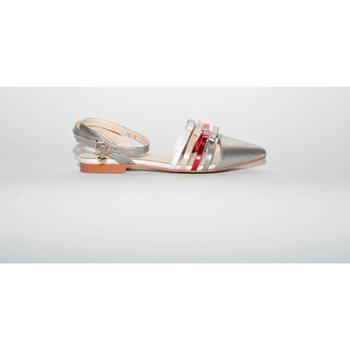 Scarpe Donna Sneakers Braccialini C16ELE /PEWT PEWTER