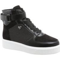 Scarpe Donna Sneakers alte Braccialini U9CALF /BLA BLACK