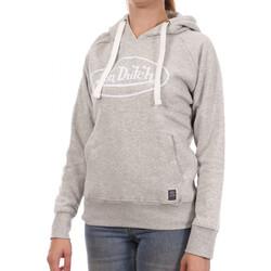 Abbigliamento Donna Felpe Von Dutch VD/SWC/JILL Grigio