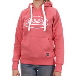 Abbigliamento Donna Felpe Von Dutch VD/SWC/JILL Rosa