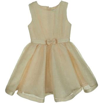 Abbigliamento Bambina Abiti corti Abel & Lula By Mayoral ATRMPN-29031 Beige