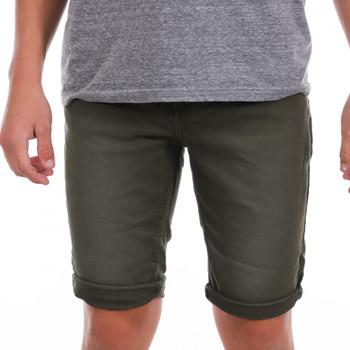 Abbigliamento Uomo Shorts / Bermuda Paname Brothers PB-MALDIVES 3 Verde