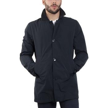 Abbigliamento Uomo Cappotti Woolrich WOOU0357MRUT0573-324 Blu