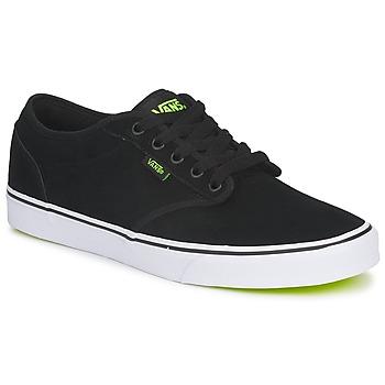 Scarpe Uomo Sneakers basse Vans ATWOOD Nero / Giallo