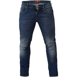 Abbigliamento Uomo Jeans slim Duke  Blu