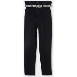 Abbigliamento Donna Pantaloni Liujo WF1226T7144 nero