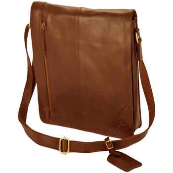 Borse Bambino Bisacce Eastern Counties Leather  Marrone chiaro