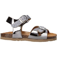 Scarpe Bambina Sandali Bionatura 22B 1005 Grigio