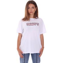 Abbigliamento Donna T-shirt maniche corte Naturino 6001026 01 Bianco