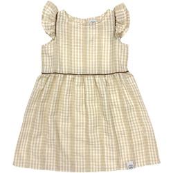Abbigliamento Bambina Abiti corti Naturino 6001014 01 Beige